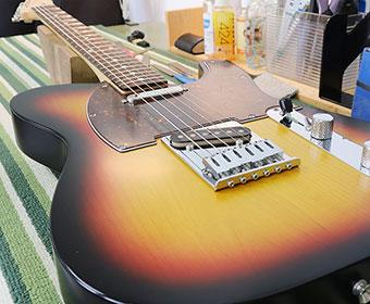 ギタークラフト・リペアの画像